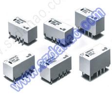 OMRON继电器 G6S-2 5VDC